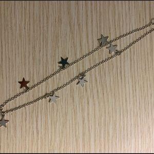 Brandy Melville Jewelry - Brandy Melville Star Necklace (2 AVAILABLE)